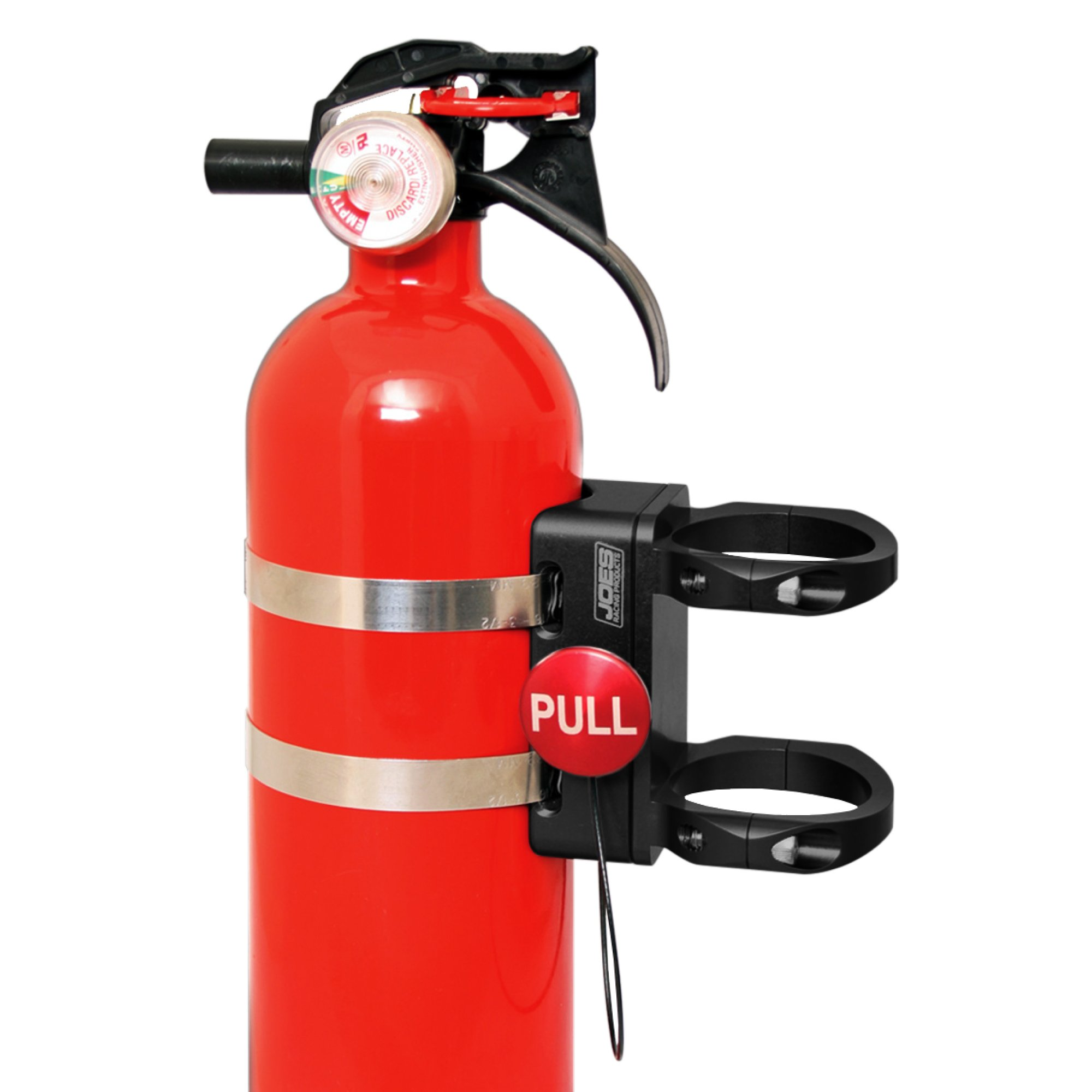 Small Fire Exenguisher Mount Red