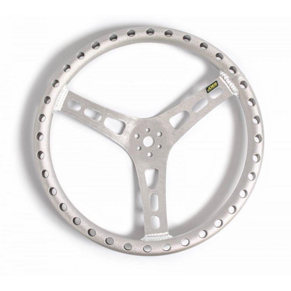 JoeS 15 Dished Steering Wheel Aluminum