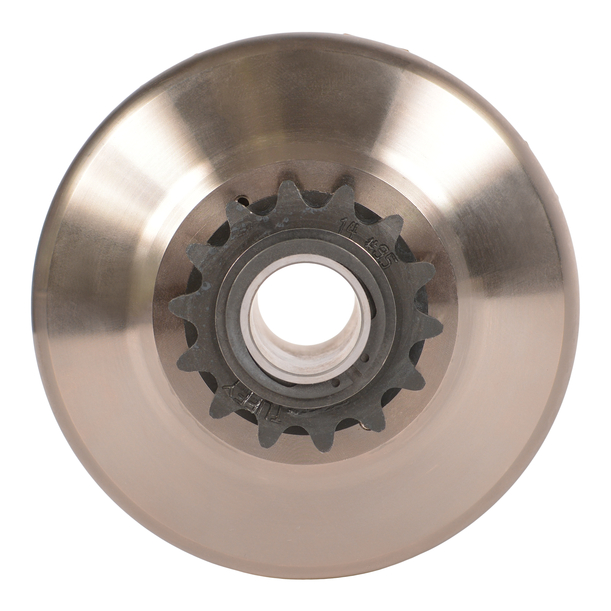 Bully Turbo Jackshaft Clutch - 4 Disc, 6 Spring