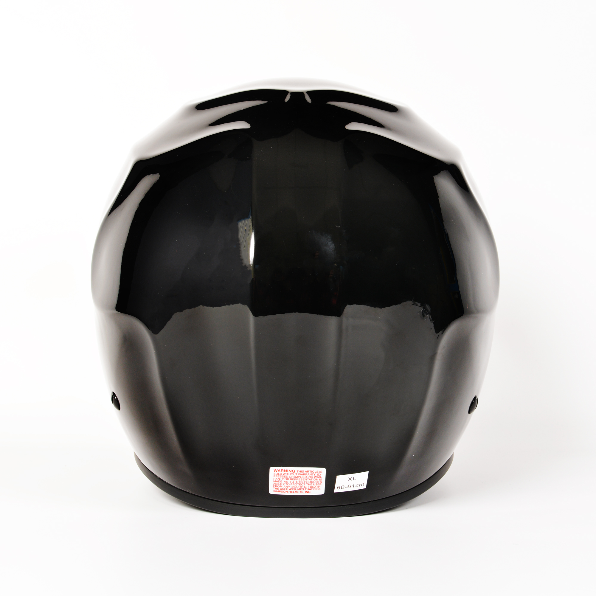 """2/"""" Decal Sticker for Window Helmet Hardhat White PROTECT YOUR NUTS"""