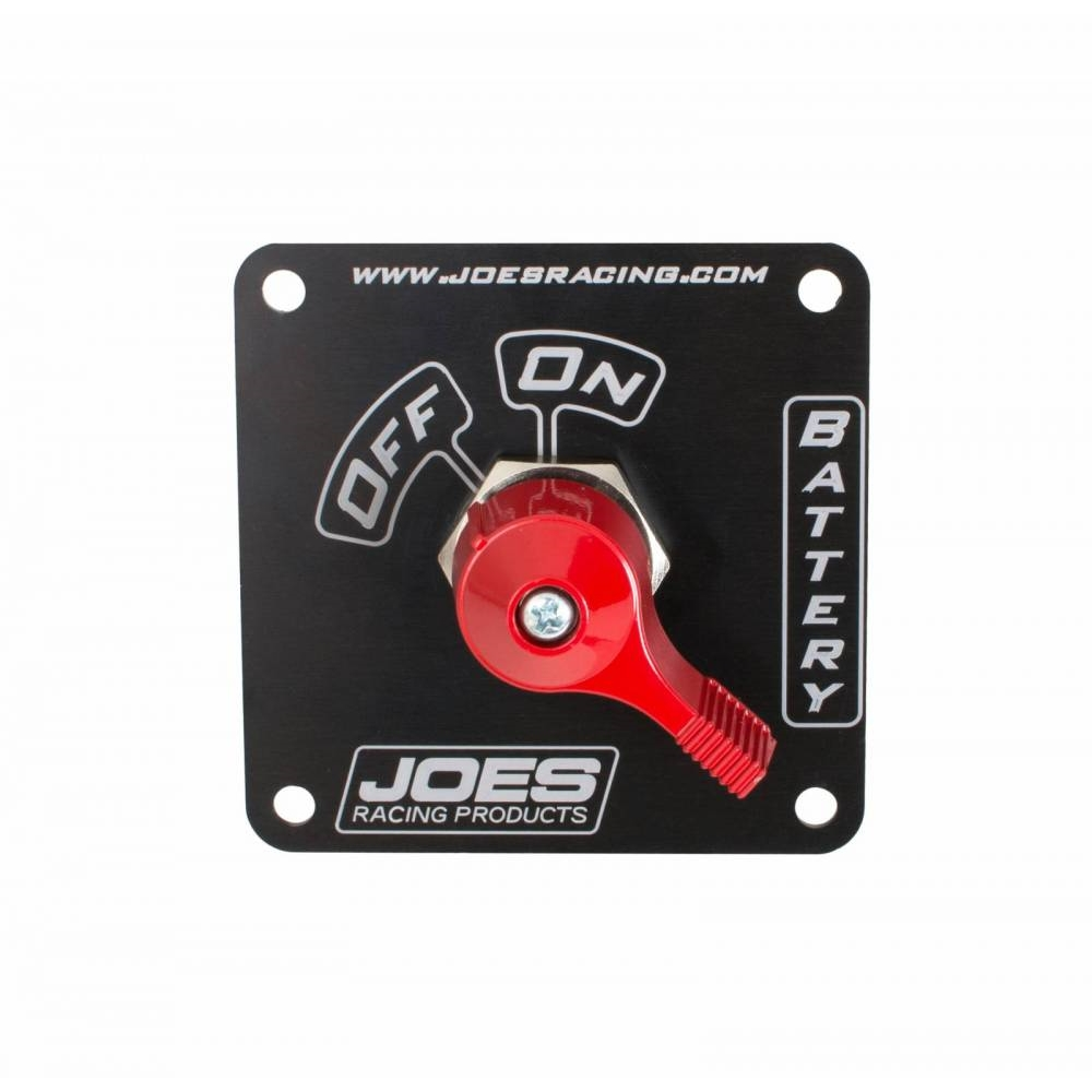 46215 4-Terminal Battery Disconnect with Panel Joes Racing