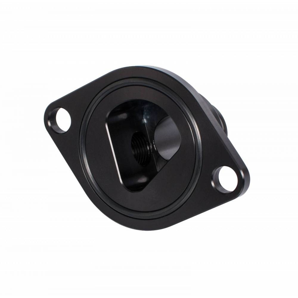 """With 3//8/"""" NPT Ports JOES Racing Products 36000 #16 Water Outlet"""