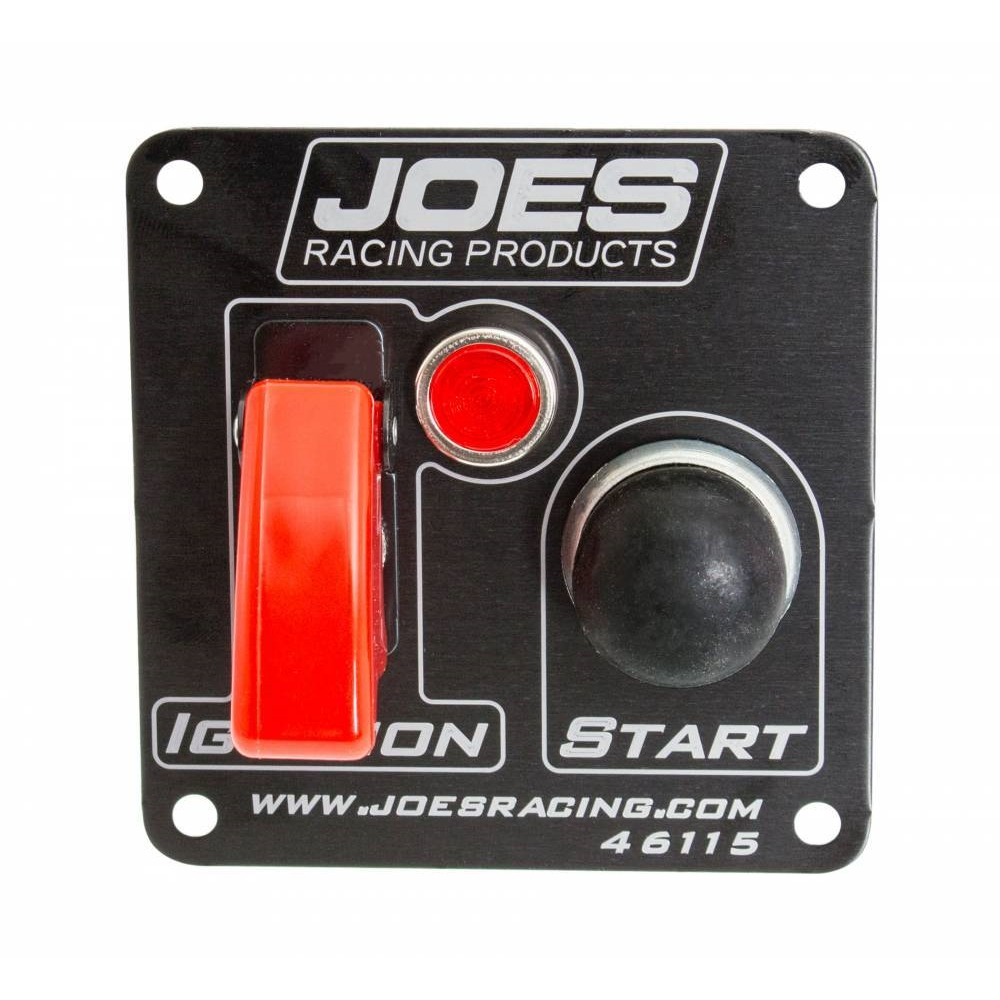 Start Button With Lights JOES Racing Products 46115 Switch Panel Ignition