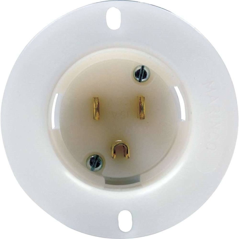 Joes Racing Products >> QuickCar Racing Male Recessed Outlet - JOES Racing Products
